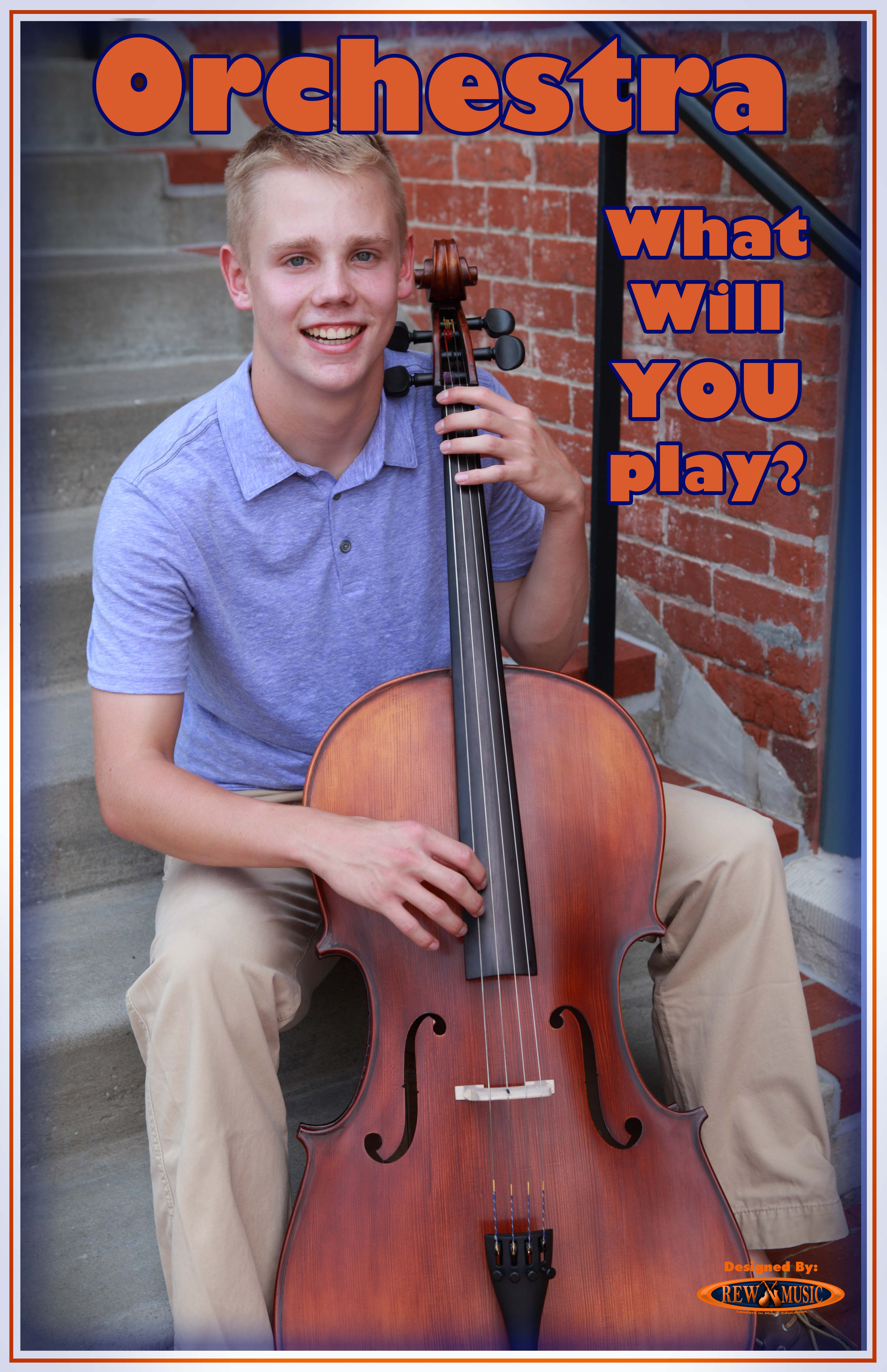 Join the School Orchestra Strings What Will You Play Cello