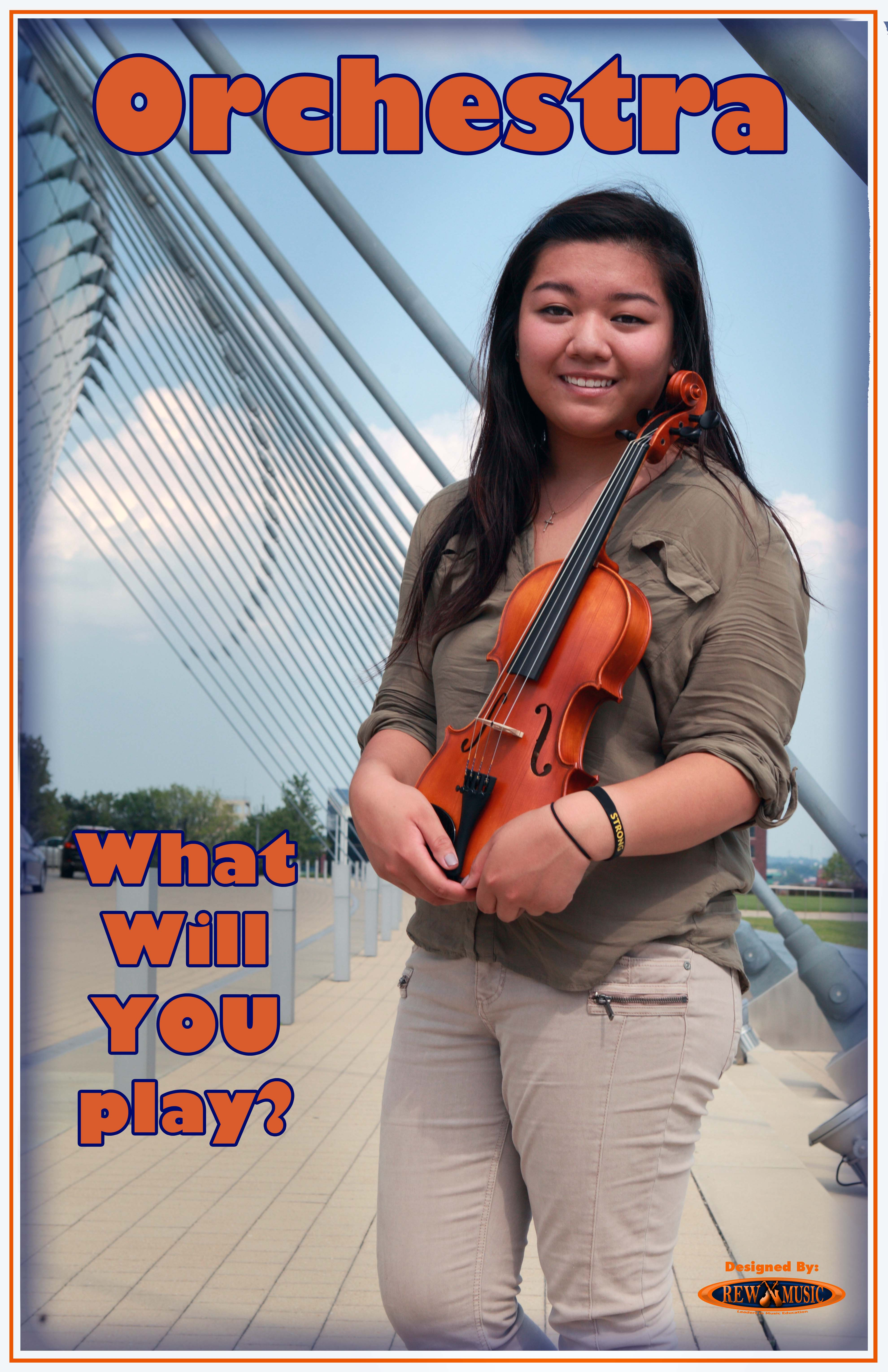 Join the School Orchestra Strings What Will You Play Viola