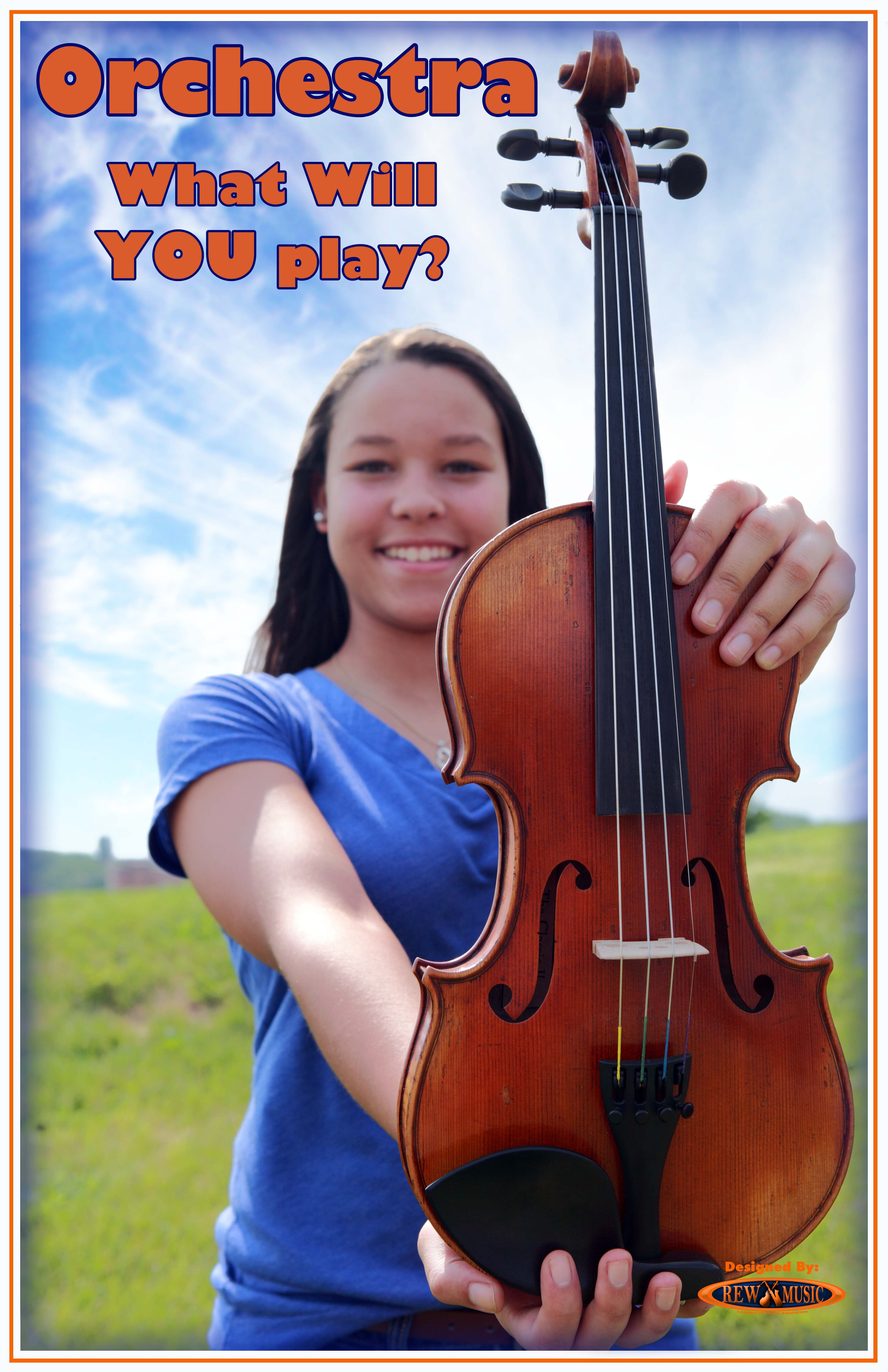 Join the School Orchestra Strings What Will You Play Violin